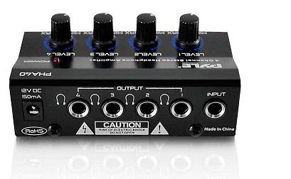 Digital-Headphone-Amplifier