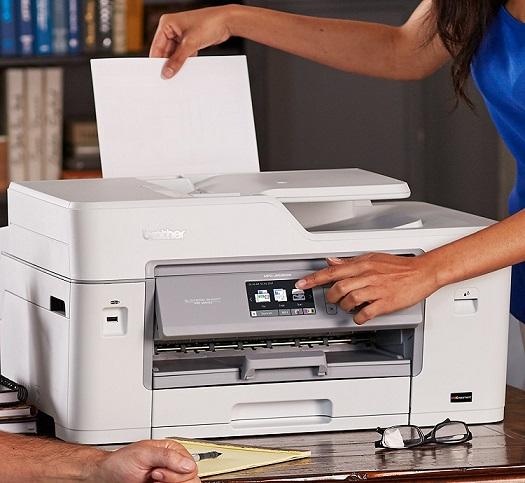 Wifi-Printer-Multifunction