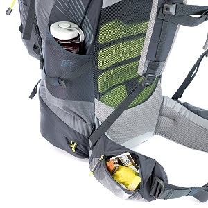 trekking-backpack-usage