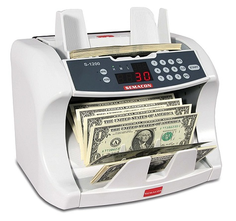 Dollar Bills Counter machine