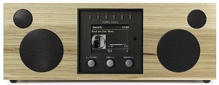 Como Audio Duetto radio