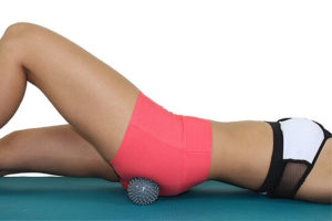 problems such as cellulite are also an area where the massage ball has a supportive effect