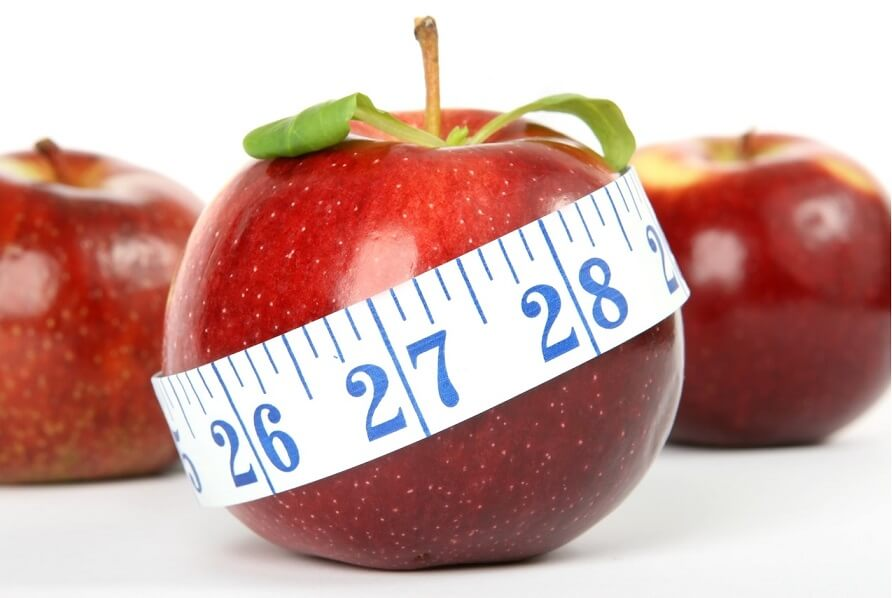 reducing weight in a healthy way
