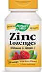 Zinc tablets