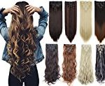 Extensions human hair