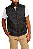 Men's quilted vests
