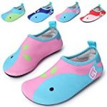 Kids beach shoes