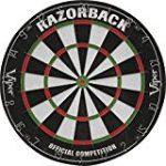 Sisal dartboard