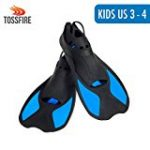 Children swim fins