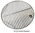 Grill grate round