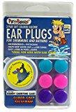 Water ear plugs