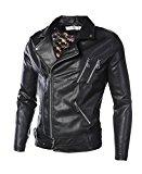 Men's biker jackets