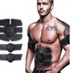 Abdominal toning belt