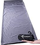 Silk sleeping bags