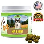 Joint supplement feed for dogs