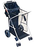 Sack cart folding