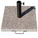 Umbrella stand granite