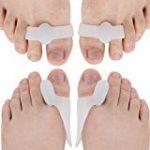 Sporty toe separator