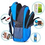 Boys school backpack