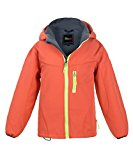 Boys softshell jackets
