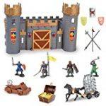 Knight figures