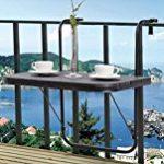 Balcony Hanging Table