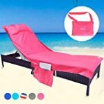 Beach chair cover