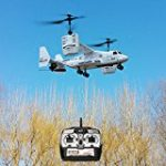 Remote controlled aircraft