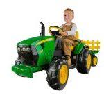Children tractor