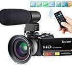 Digital camera for HD video